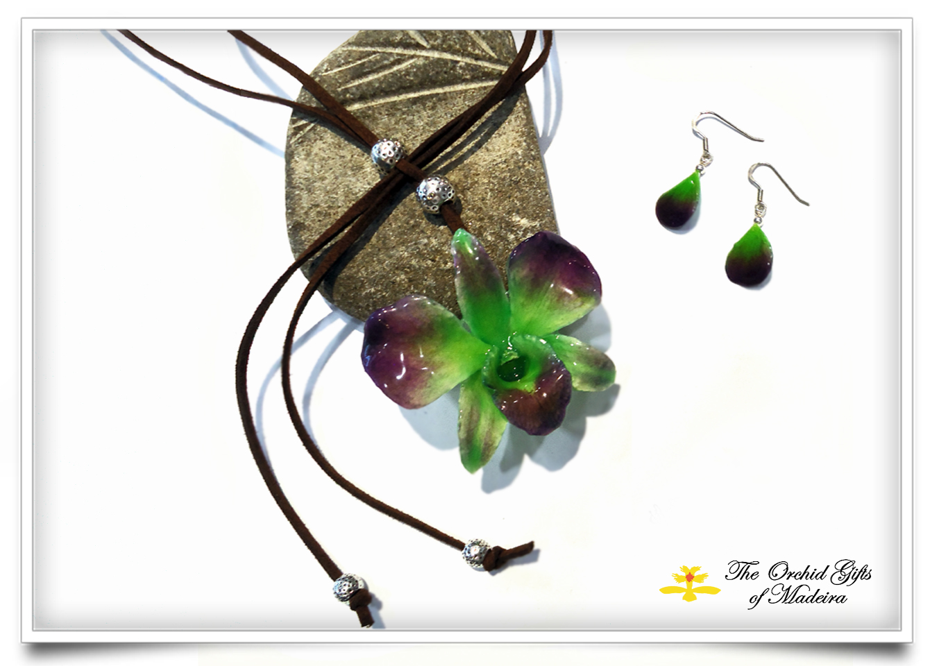 Orchid Jewellery